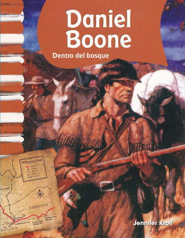 American Biographies: Men (Set of 9 Spanish Titles)