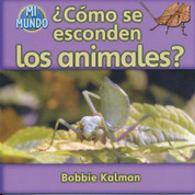 ¿Cómo se esconden los animales? - How Do Animals Hide?