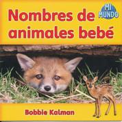 Nombres de animales bebé - Baby Animal Names