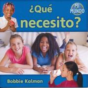 ¿Qué necesito? - What Do I Need?