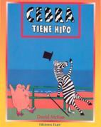 Cebra tiene hipo - Zebra's Hiccups
