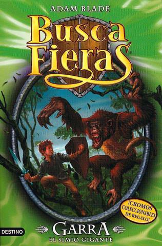 Garra, el simio gigante - Claw, the Giant Monkey