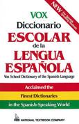 Vox diccionario escolar de la lengua española - Vox Student Dictionary of the Spanish Language