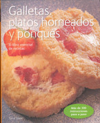 Galletas, platos horneados y ponqués - Biscuits, Baking, and Cakes