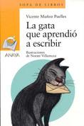 La gata que aprendió a escribir - The Cat that Learned to Write