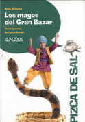 Los magos del gran bazar - The Wizards from the Great Bazaar