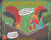 ¡No interrumpas, Kika! - Interrupting Chicken