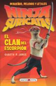 Ninja Suricatas: El clan del escorpión - The Clan of the Scorpion