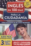 Inglés en 100 días para la ciudadanía Audio Pack - Prepare for Citizenship with English in 100 Days for Citizenship Audio Pack