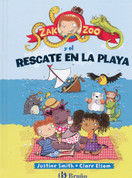 Zak Zoo y el rescate en la playa - Zak Zoo and the Seaside SOS