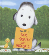 Roc escribe una historia - Rocket Writes a Story