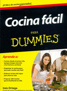 Cocina fácil para Dummies - Easy Cooking for Dummies