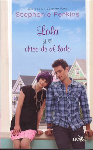 Lola y el chico de al lado - Lola and the Boy Next Door