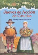 Jueves de Acción de Gracias - Thanksgiving on Thursday