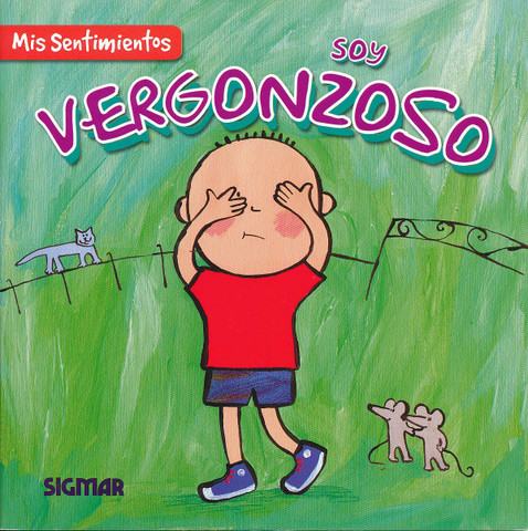 Soy vergonzoso - Embarrassed