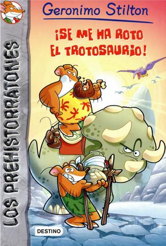 ¡Se me ha roto el trotosaurio! - My Trotosaurus Is Broken!