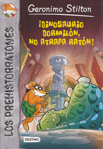 ¡Dinosaurio dormilón, no atrapa ratón! - Don't Wake the Dinosaur!