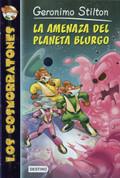 Los Cosmorratones 1. La amenza del planeta Blurgo - Spacemice 1: Alien Escape