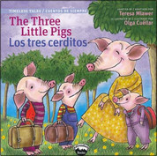 The Three Little Pigs/Los tres cerditos