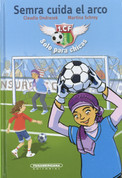 Semra cuida el arco - Semra Plays Goalie