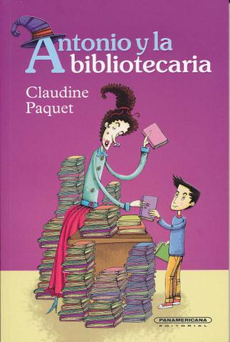 Antonio y la bibliotecaria - Antonio and the Librarian