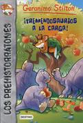 ¡Tremendosaurios a la carga! - Cavemice 8: I'm a Scaredy-Mouse