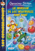 Cosmorratones 3. La invasión de los insufribles Ponf Ponf - Spacemice 3. Ice Planet Adventure