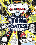 Tom Gates: Una suerte (un poquitín) genial - Tom Gates: A Tiny Bit Lucky