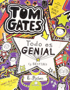 Tom Gates: todo es genial (y bestial) - Tom Gates Is Absolutely Fantastic (at Some Things)