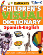 Barron's Children's Visual Dictionary Spanish-English