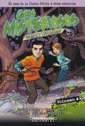 El caso de la fiesta fétida y otros misterios - Max Finder Mystery Collected Casebook Volume 4