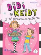 Didi Keidy y el concurso de galletas #3 - Heidi Heckelbeck and the Cookie Contest