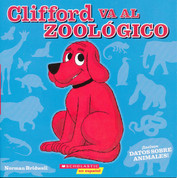 Clifford va al zoológico - Clifford Visits the Zoo