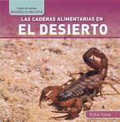 Las cadenas alimentarias en el desierto - Desert Food Chains