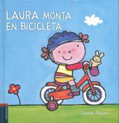 Laura monta en bicicleta - Laura Rides a Bike