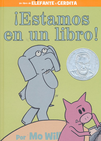 ¡Estamos en un libro! - We Are in a Book!
