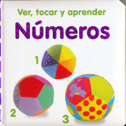 Ver, tocar y aprender números - Baby Touch and Feel Numbers