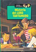 Misterio del loro tartamudo - The Mystery of the Stuttering Parrot