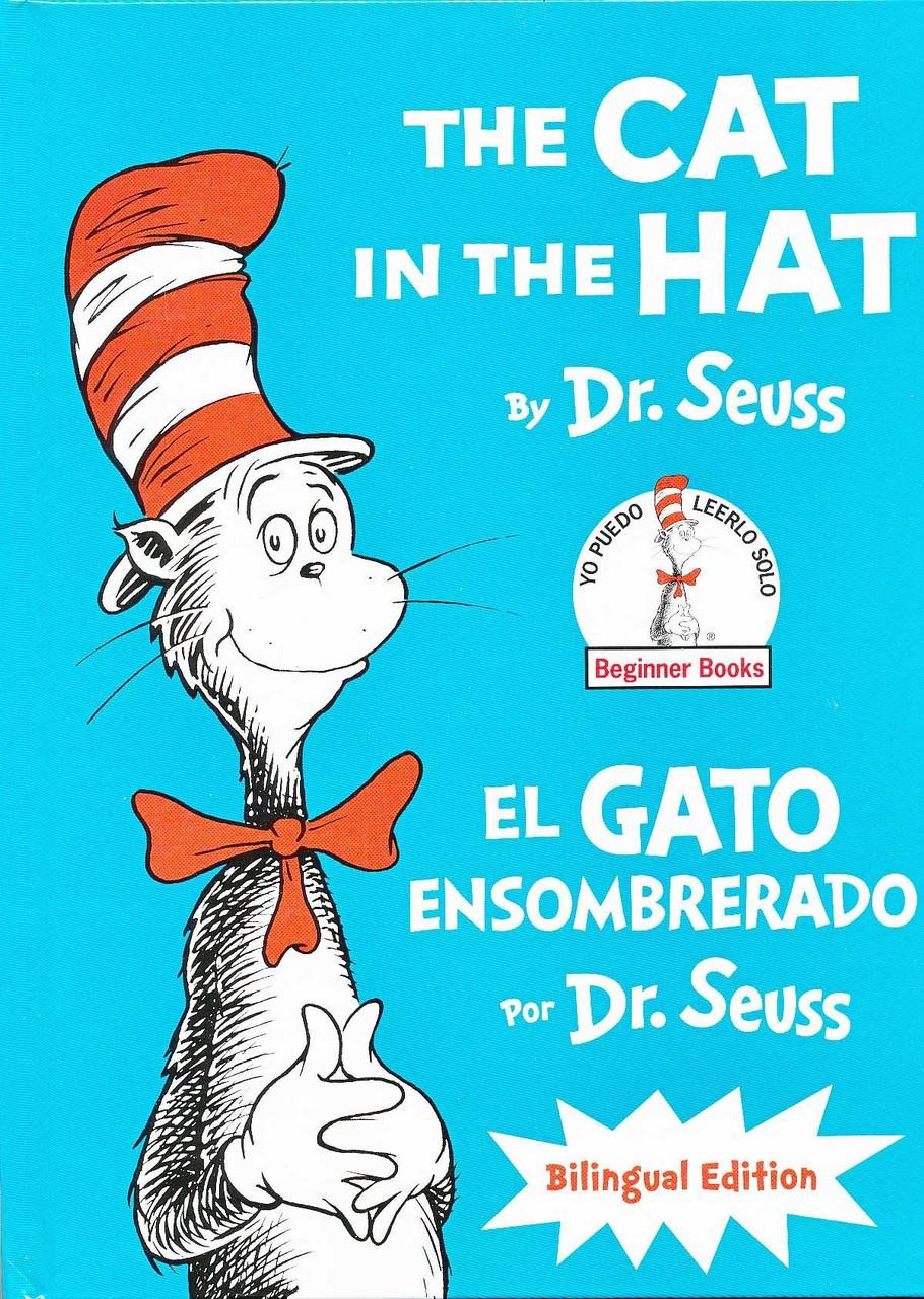 0d489da3 The Cat in the Hat/El gato ensombrerado (HC-9780553524437 ...