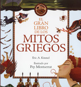 El gran libro de los mitos griegos - The McElderry Book of Greek Myths