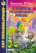 El planeta de los cosmosaurios rebeldes - Rescue Rebellion