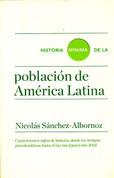 Historia mínima de la población de América Latina - A Brief History of the Latin American Population