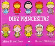 Diez princesitas - Ten Little Princesses
