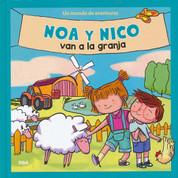 Noa y Nico van a la granja - Noa and Nico Go to the Farm