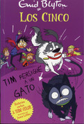 Los Cinco. Tim persigue a un gato - When Timmy Chased the Cat