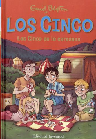Los Cinco en la caravana - Five Go Off in a Caravan