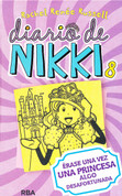 Diario de Nikki # 8 - Dork Diaries: Tales from the Not-So-Happily Ever After