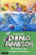 El monstruo de la laguna dinozoica - The Monster from Dinosaur Lagoon