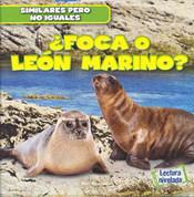 ¿Foca o león marino? - Seal or Sea Lion?