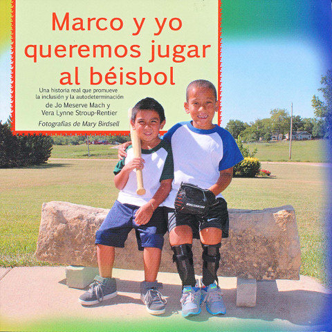 Marco y yo queremos jugar al béisbol - Marco and I Want to Play Baseball